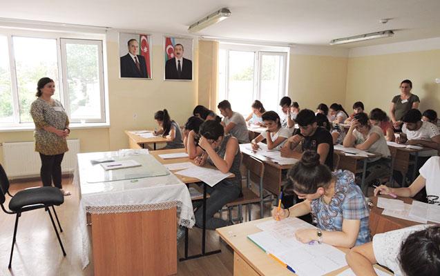 İmtahanlarda nəzarətçi olmaq istəyənlərin nəzərinə!