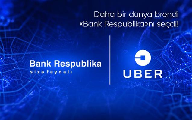 Daha bir dünya brendi Bank Respublikanı seçdi