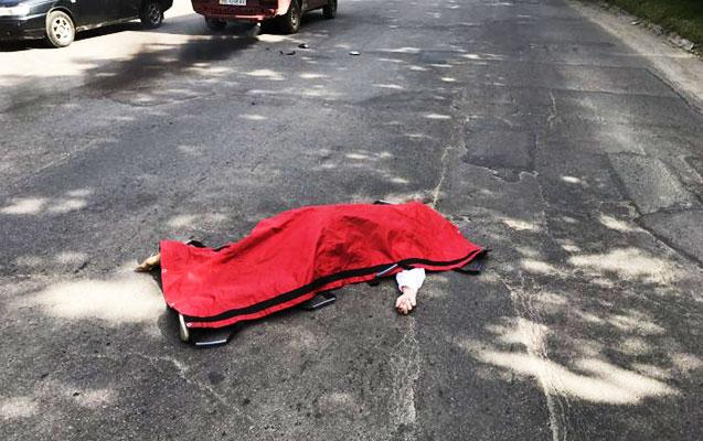 Avtobusla qadını vurub öldürdü