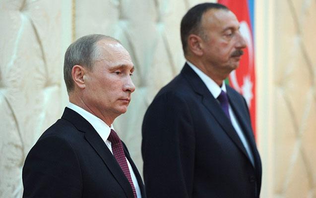 Əliyev Putinə başsağlığı verdi