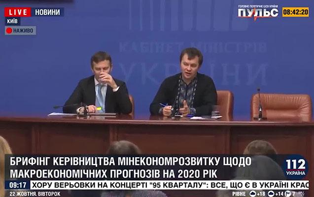 Ukraynalı nazirin zarafatına özündən başqa gülən olmadı