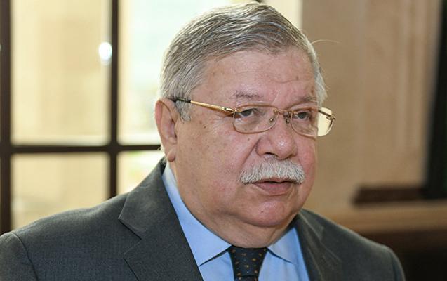 Azərpaşa Nemətov yenə sədr seçildi