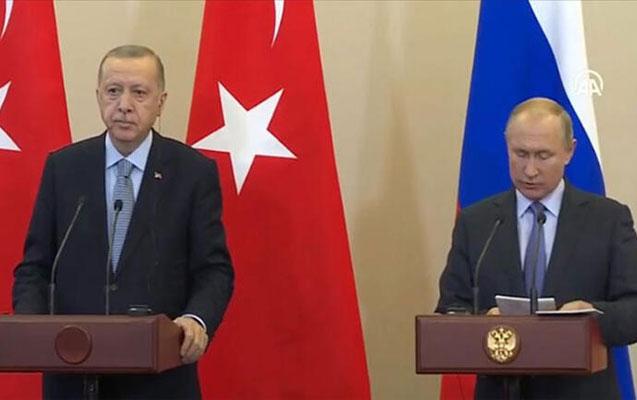 Rusiya və Türkiyə dünyanın gözlədiyi memorandumu imzaladı