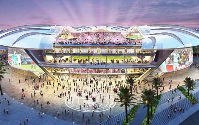 Bekhemin klubunun 970 milyonluq stadionu