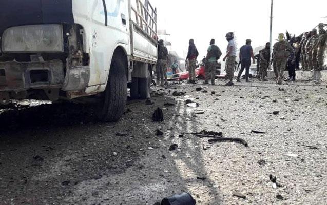 Əfqanıstanda bazara raket zərbələri endirildi