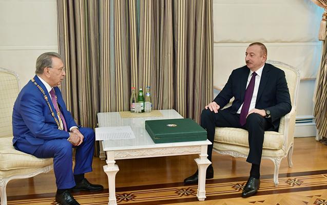 Ramiz Mehdiyev prezidentlə nə danışıb?
