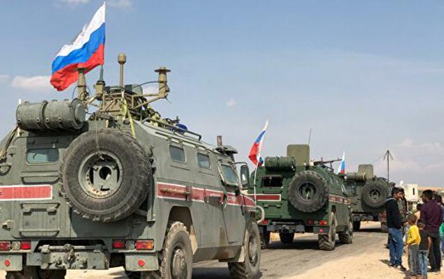 Çeçenistandan Suriyaya 300 hərbi polis yollandı