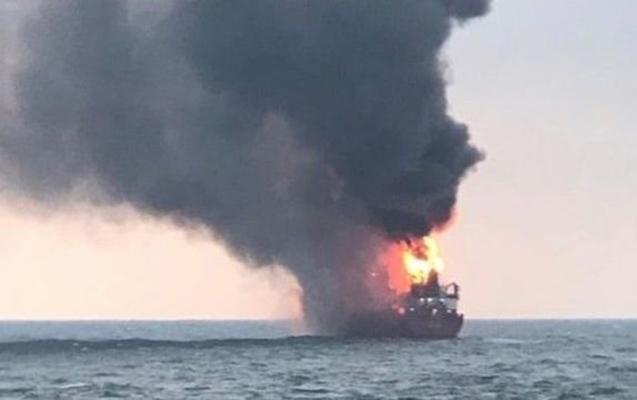 Gürganda partlayış - 1 neftçi öldü, 3-ü yaralandı