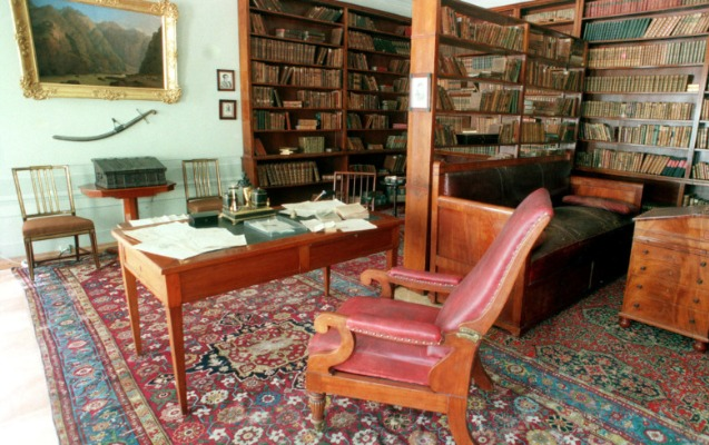 Картинки кабинета пушкина