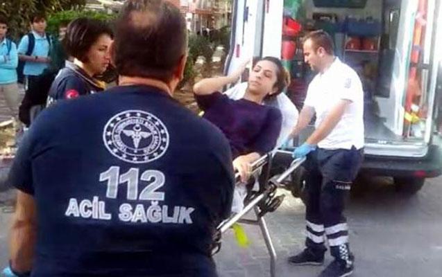 Türkiyədə azərbaycanlı hamilə qadın qəzaya düşdü