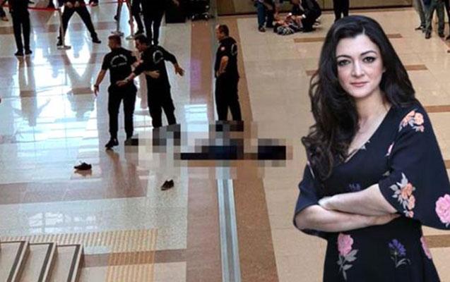 Tanınmış yazıçının əri məhkəmə binasında intihar etdi