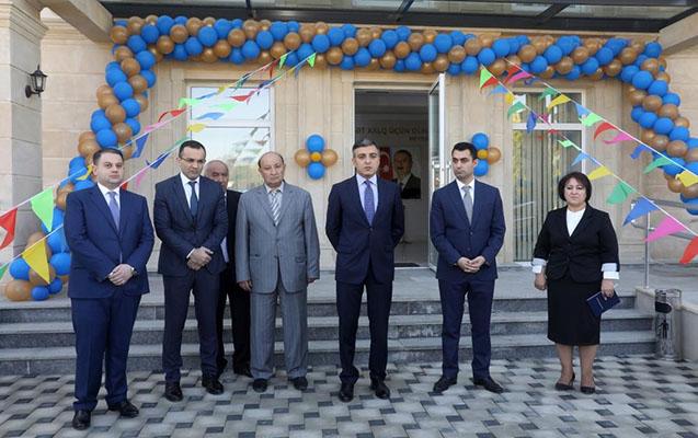 Regional Bərpa Mərkəzi əsaslı təmir və yenidənqurmadan sonra istifadəyə verildi