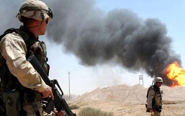 İraqda ABŞ hərbi bazasına 17 raket atıldı