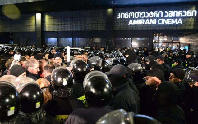 Tbilisi və Batumidə iğtişaşlar, 28 nəfər saxlanıldı