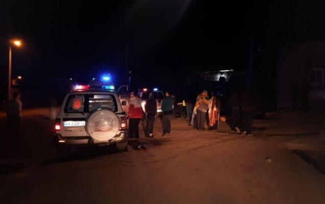 İranda zəlzələ zamanı 520 nəfər yaralanıb