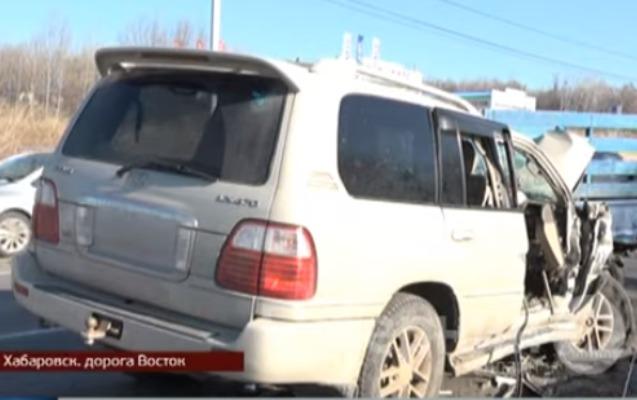 Rusiyada yol qəzası, 2 Azərbaycan vətəndaşı yaralandı