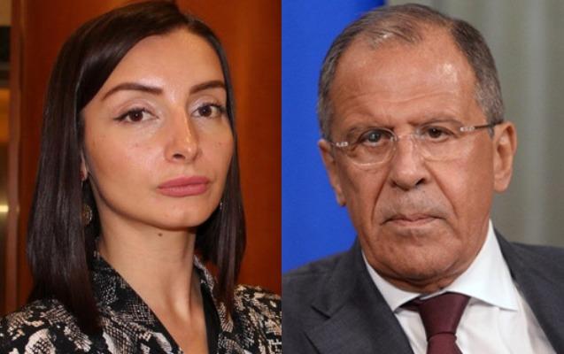 Azərbaycan XİN Sergey Lavrova cavab verdi