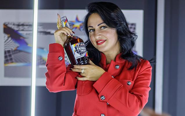 Hennessy VS və Felipe Pantone: İrəliyə hərəkət