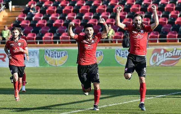 """""""Qəbələ""""nin 8 futbolçusu rəmzi komandada"""