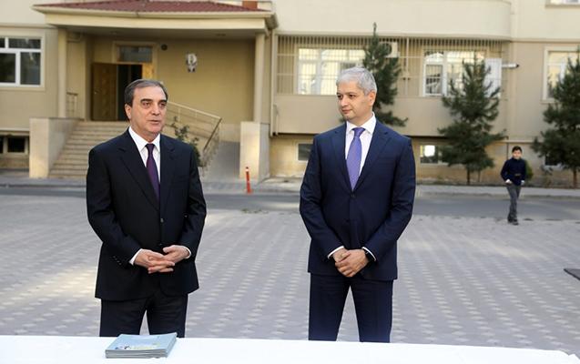 Şəhid ailələri və Qarabağ müharibəsi əlillərinə evlər verildi