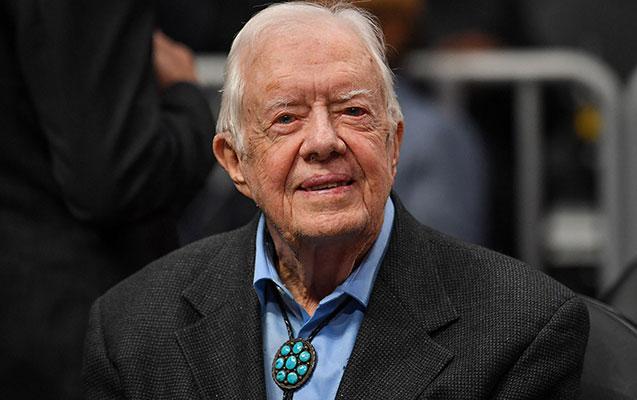 95 yaşlı keçmiş prezident beyin əməliyyatı oldu