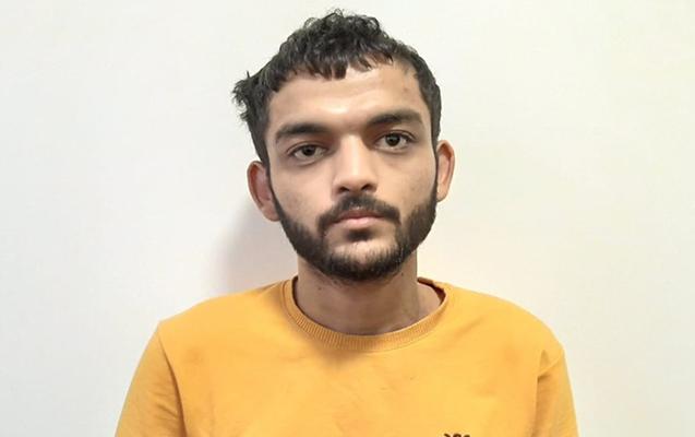 Sosial şəbəkələrdə narkotik satan şəxs saxlanıldı
