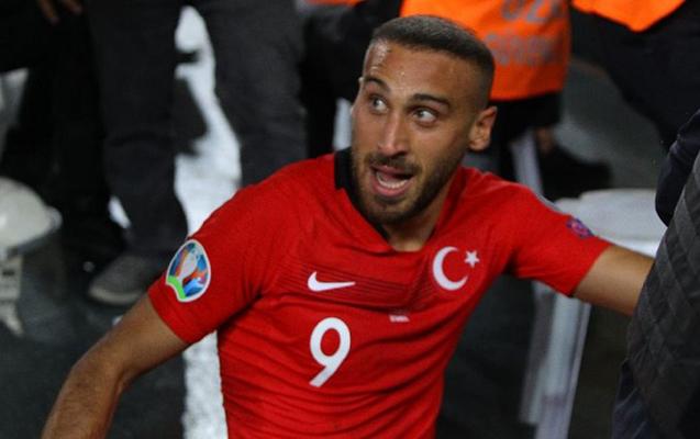 Türkiyə millisində Cenk Tosun şoku
