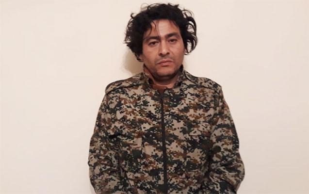 Sərhəddə qara çanta tapıldı, içindən 25 kq narkotik çıxdı