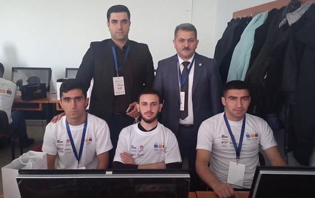 Azərbaycan Universitetinin tələbələri yarımfinala vəsiqə qazanıb