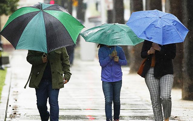 Sabah da yağışlı hava olacaq