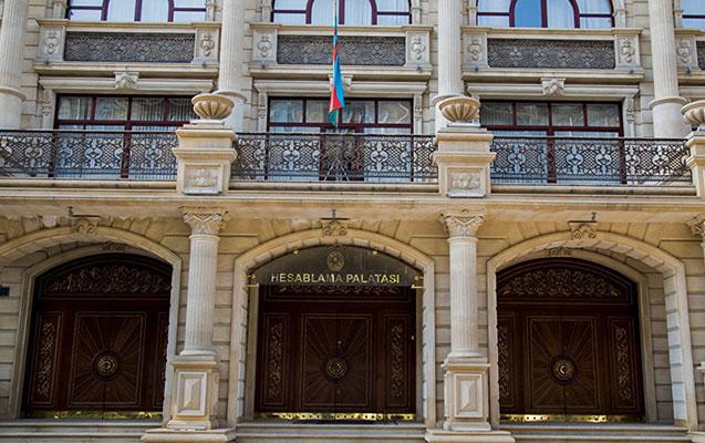 Hesablama Palatası işçilərinin maaşına 5 milyon yarım ayrıldı