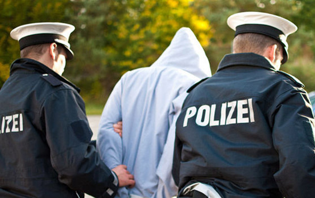 Almaniyadan Azərbaycana deportasiya edilənlər