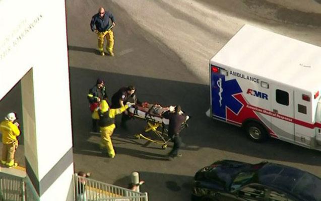 Kaliforniyadakı atışma nəticəsində ölənlərin sayı artdı, cinayətkar saxlanıldı