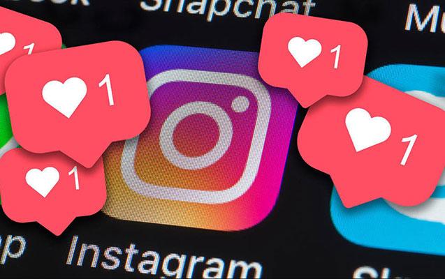 """Instagramda """"like""""lar niyə görünmür?"""