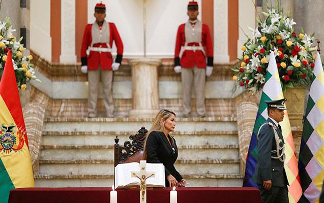 Boliviya ALBA-nı tərk edir