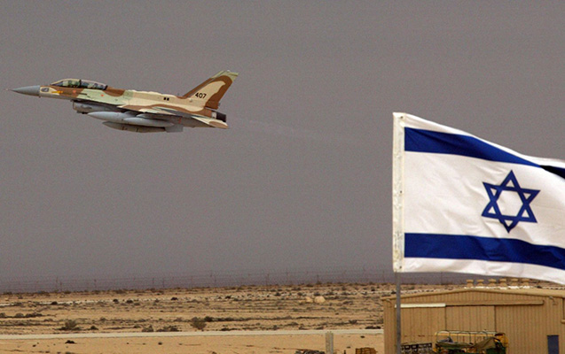 """İsrail """"Həmas""""ın obyektlərini vurub"""