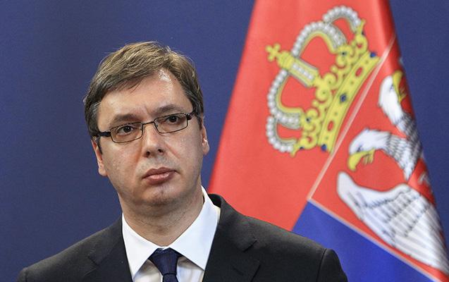 Serbiya Prezidenti xəstəxanaya yerləşdirildi
