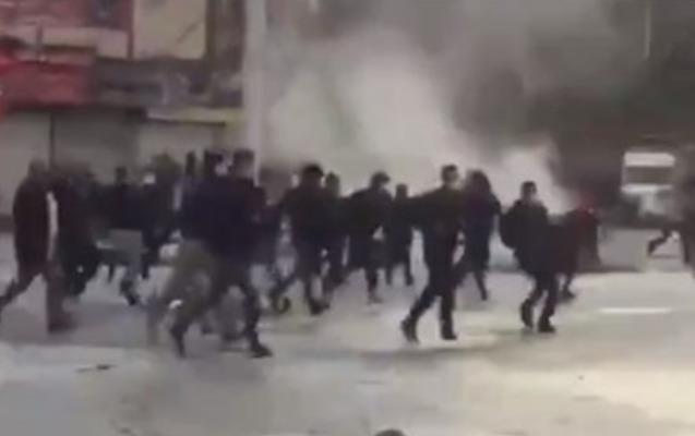 İranda etirazçılara atəş açıldı