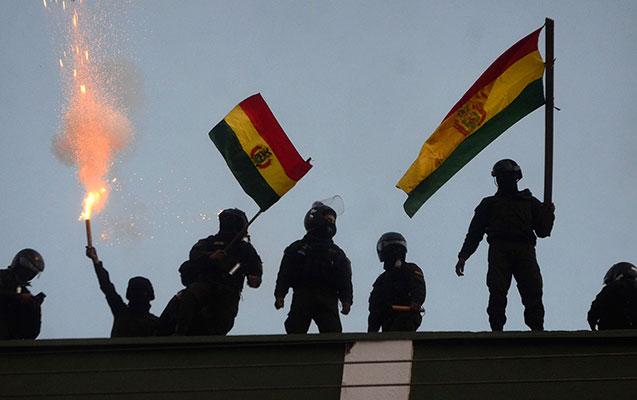 Boliviyada aksiyalarda 23 nəfər öldü