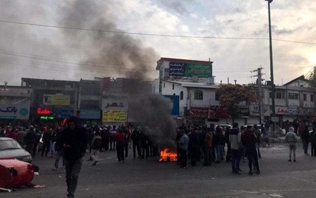 ABŞ-dan İrandakı aksiyalara dəstək