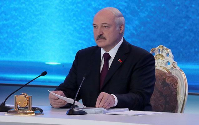 """""""Gündə 50 qram için"""" - Lukaşenkodan məmurlara məsləhət+Video"""