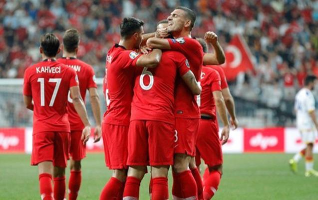 Türkiyə Andorraya qarşı