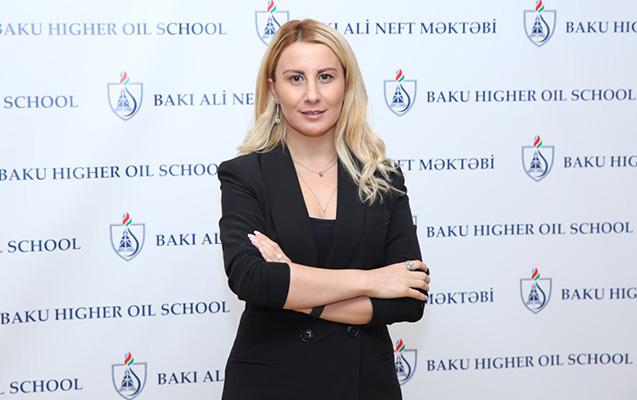 Bakı Ali Neft Məktəbinin yeni mətbuat katibi o oldu