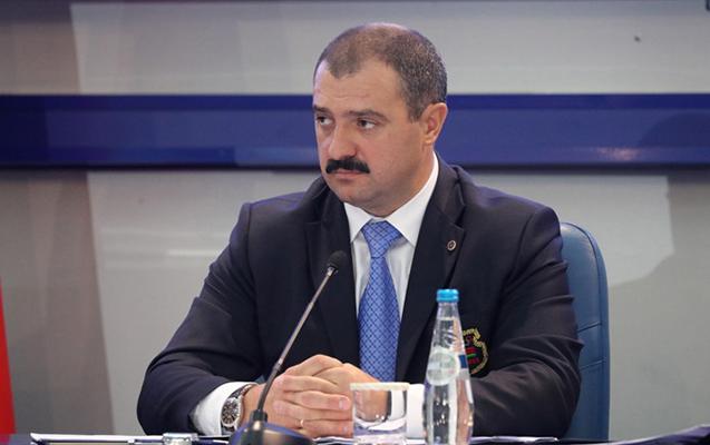 Lukaşenkonun oğluna daha bir yüksək vəzifə verildi