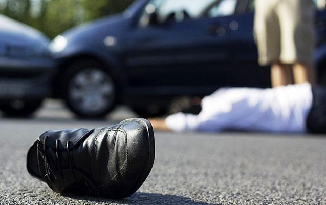 Bakı- Qazax yolunda qəzada 5 nəfər yaralandı