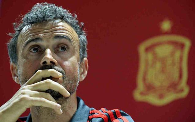 Luis Enrike yenidən İspaniya millisində