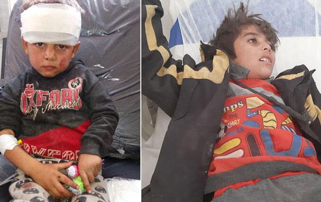 PKK Suriyada məktəbi bombaladı