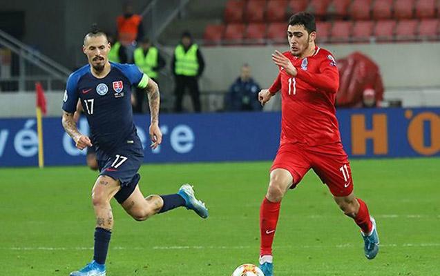 Azərbaycan millisinin ən yaxşıları: Ramil, Emil, Bəhlul