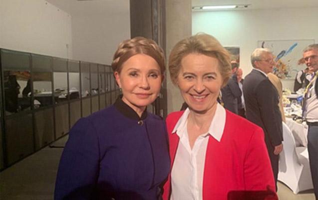 Timoşenko əvvəlki saç düzümünə qayıtdı
