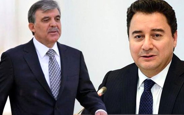 Türkiyədə Gül, Babacan və 42 deputatla bağlı iddia